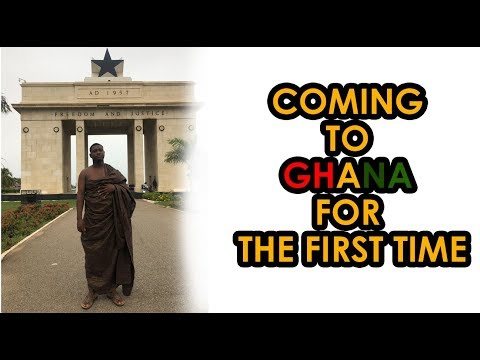 5 Things You Should Know When Coming To Ghana For The First Time