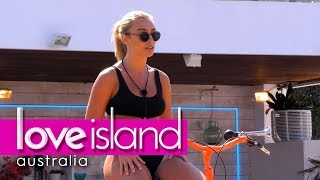 It's Tayla vs Cassidy as the Truth Bike returns | Love Island Australia 2018