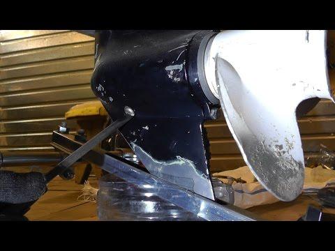 Масло и свечи для лодочных моторов
