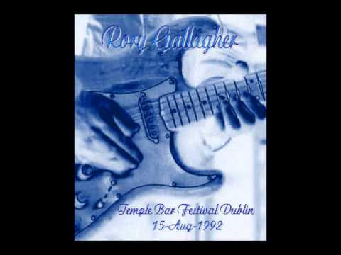 Rory Gallagher - Temple Bar 1992 Full concert