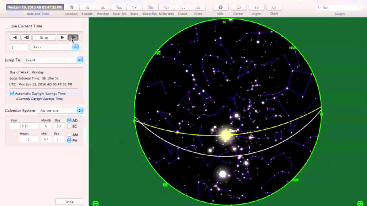 Celestial Equator  U0026 Ecliptic