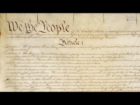 Constitution: Convention and Ratification