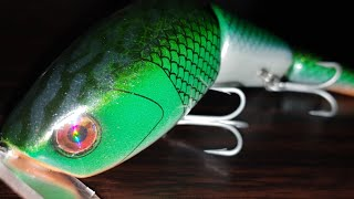 Murray cod lures that wreak havok
