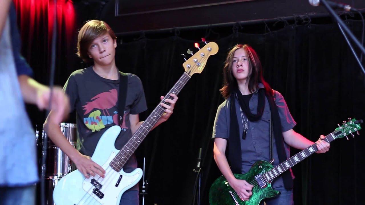 School Of Rock St Louis Arena Rock Youtube