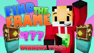 Find The Frame | WATER BUCKET | Winners Video [104]