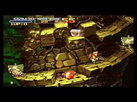 Metal Slug X Misson 2 / Missão 2 [PT/BR] HD
