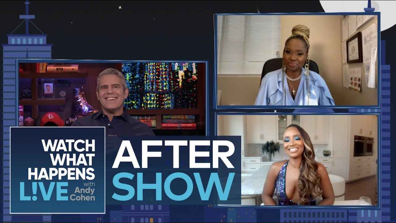After Show: How Does Dr. Heavenly Kimes Keep Her Marriage Spicy? | WWHL