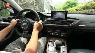 Audi A6 智慧停車與體感尾門測試 thumbnail