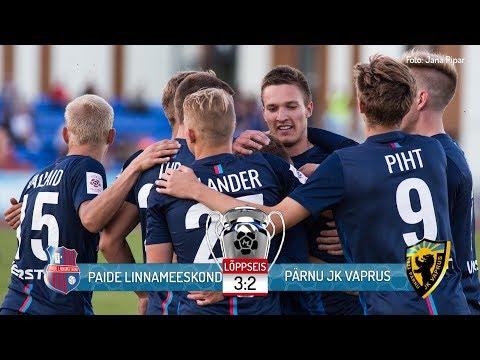 36. voor 2017: Paide Linnameeskond - Pärnu JK Vaprus 3:2 (1:1)