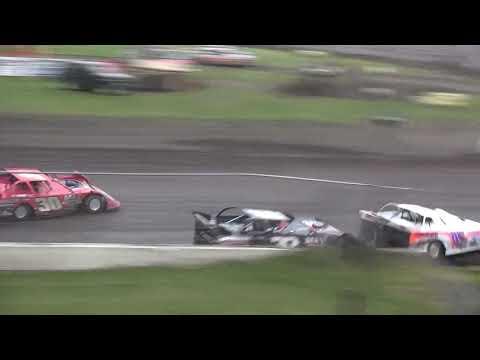 IMCA Late Model feature Benton County Speedway 6/9/19