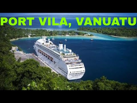 PORT VILA, VANUATU -PACIFIC ISLANDS CRUISE NOV 2016- PART 4