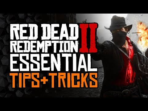 Top 6 Essential Tips - Red Dead Redemption 2