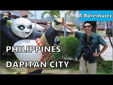Gloria de Dapitan, Rizal Park & Shrine, Mindanao, Travel Philippines S2 Ep22
