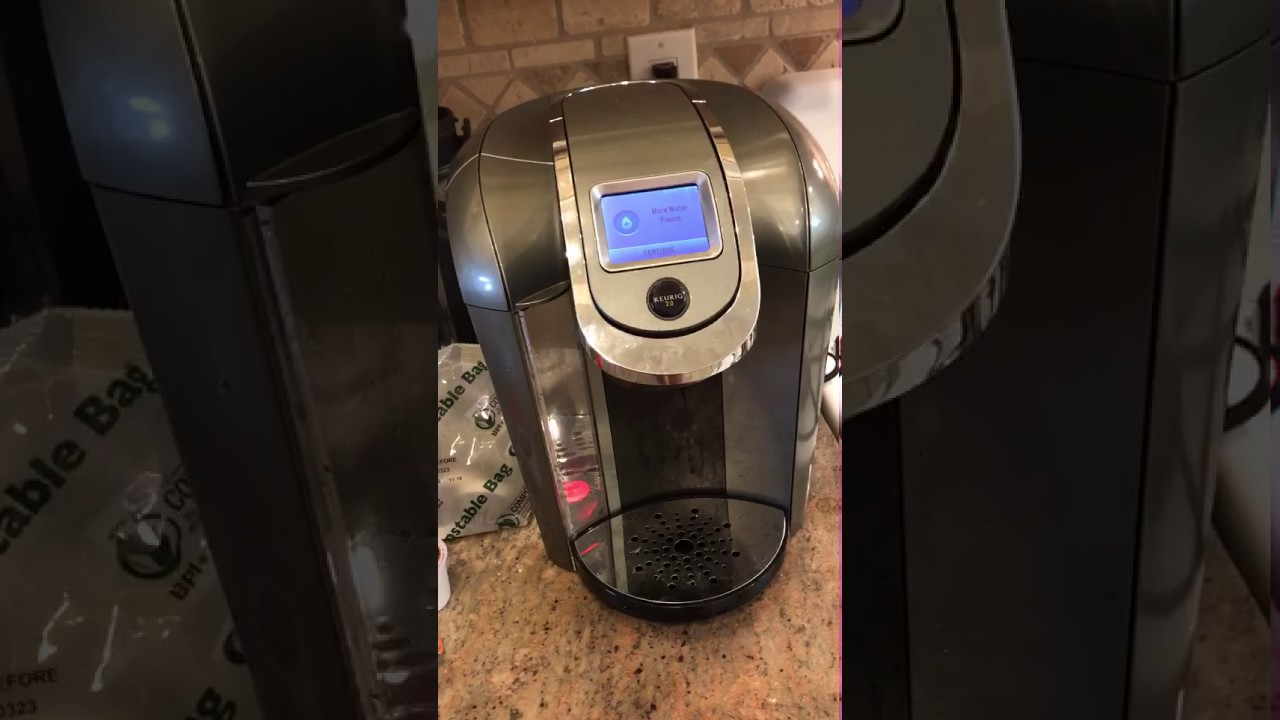 How to Fix Keurig - Slow Brew, Clicking Noise