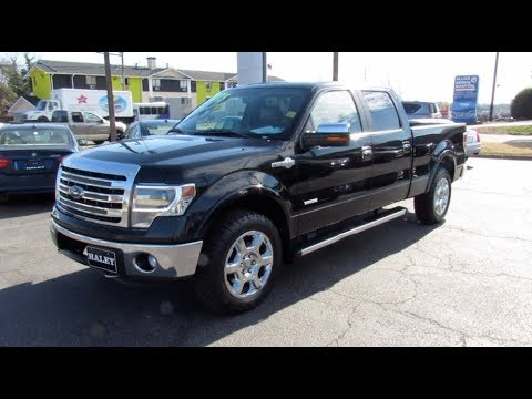 *SOLD* 2013 Ford F-150 King Ranch Ecoboost 4WD Walkaround, Start up, Tour and Overview