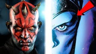 La Impactante Historia de la Primera Víctima Jedi de Darth Maul - Star Wars
