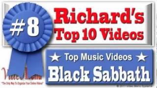 Black Sabbath - NIB #8 on Richard