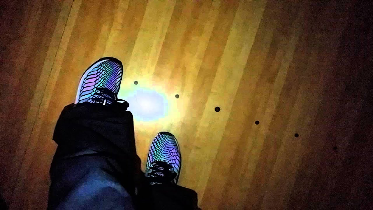 adidas flux xeno on feet
