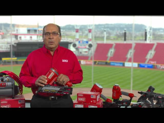 Senco Safety With Johnny Bench