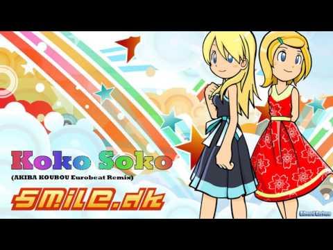 Smile.dk - Koko Soko (AKIBA KOUBOU Eurobeat Remix)