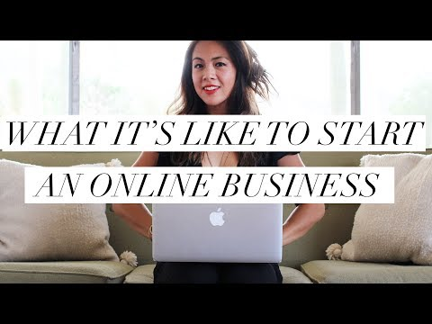 VLOG ✨ STARTING AN ONLINE BUSINESS, COACHING & ONLINE COURSES ✨