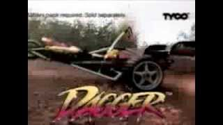 Tyco Dagger RC commercial  1996