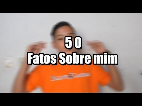 50 Fatos Sobre Mim - Otavio Domingues