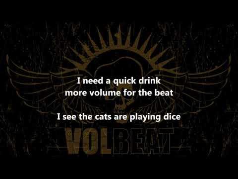 Volbeat - 16 Dollars - Lyrics