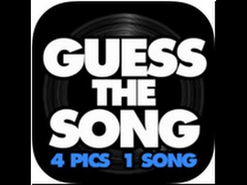 Guess The Song - 4 Pics 1 Song Level 51-60 Answers