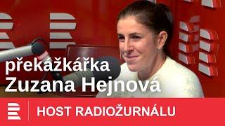 Zuzana Hejnová: Olympiáda je stres, rozhoduje se v jedné minutě