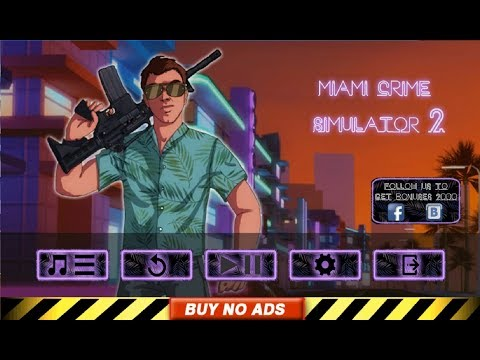 ► Miami Crime Simulator 2   Android Gameplay [HD]