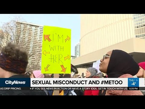 Lawyer clarifies catchall phrase 'sexual misconduct'