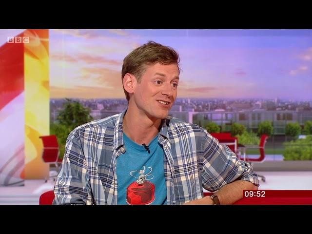Jake Meyer BBC Breakfast Interview