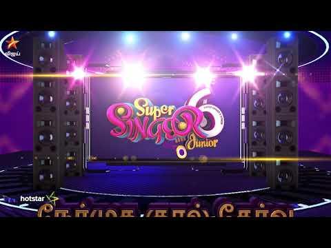 Super Singer Juniors Season 6 20-10- 2018 To 21-10-2018 Vijay Tv Show Promo
