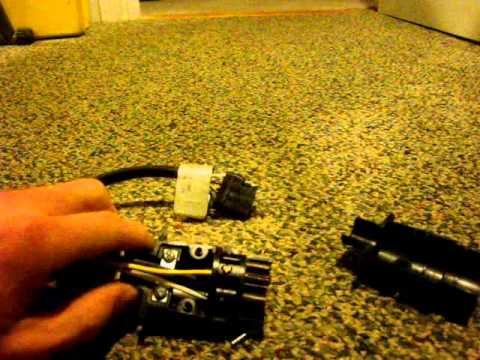 standard rv electrical hookup