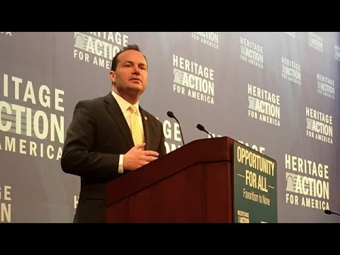 Utah Sen. Mike Lee Is Reportedly Backing Ted Cruz For President - Newsy
