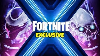 *NEW* EXCLUSIVE Skin CARBIDE..! (CHINA SEASON 10 Battle Pass) Fortnite Battle Royale