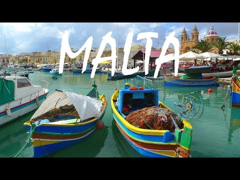 First Impressions Of MALTA | Exploring Valletta