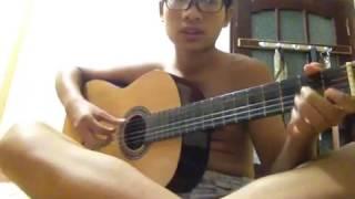 Kiếp Sinh Viên Nghèo -Guitar Cover by Manh Do
