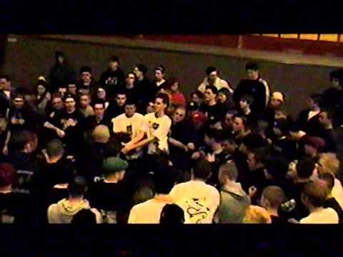1998 punk show at the Toms River, NJ A.S.S.