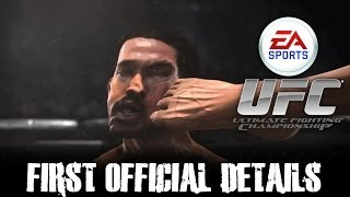 EA Sports UFC First Official Details - Xbox One, PS4 MMA Game