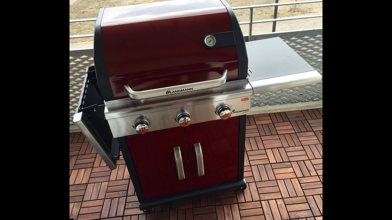 Landmann Gasgrill Chef Test : Grill landmann black forum chef gas opinie u relcov