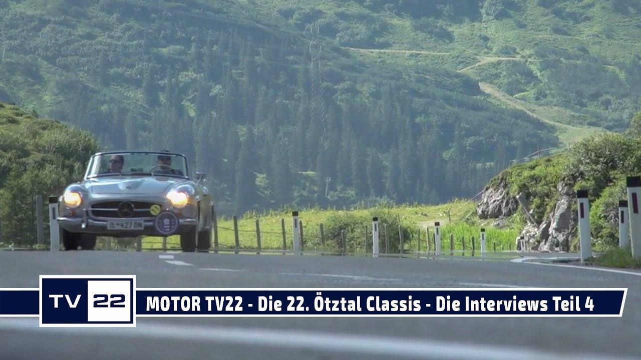 MOTOR TV22: Die 22. Ötztal Classis - Die Interviews Teil 4