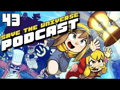 Save the Universe Podcast #43 - 50% OFF