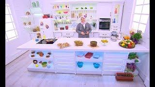 طاجن تورلي - صينية فريك بالدجاج - بيتزا بالخبز البلدي - دونتس بالبرتقال| على قد الإيد (حلقة كاملة)