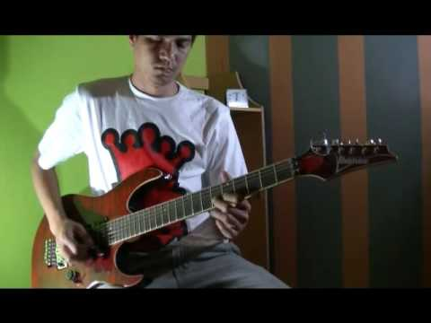 Radja - Lepas Masalalu Karaoke guitar cover by pepa