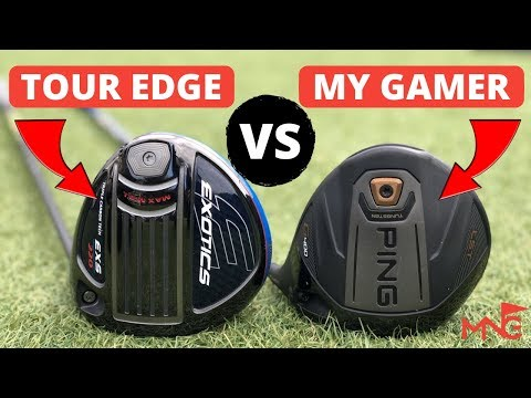 We Have A Special Guest - Tour Edge Exotics EXS 220 Driver VS Ping G400 Driver