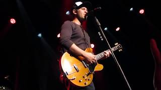 """Lifehouse in Niagara Falls - January 5, 2018 -  """"Hanging by a Moment"""""""