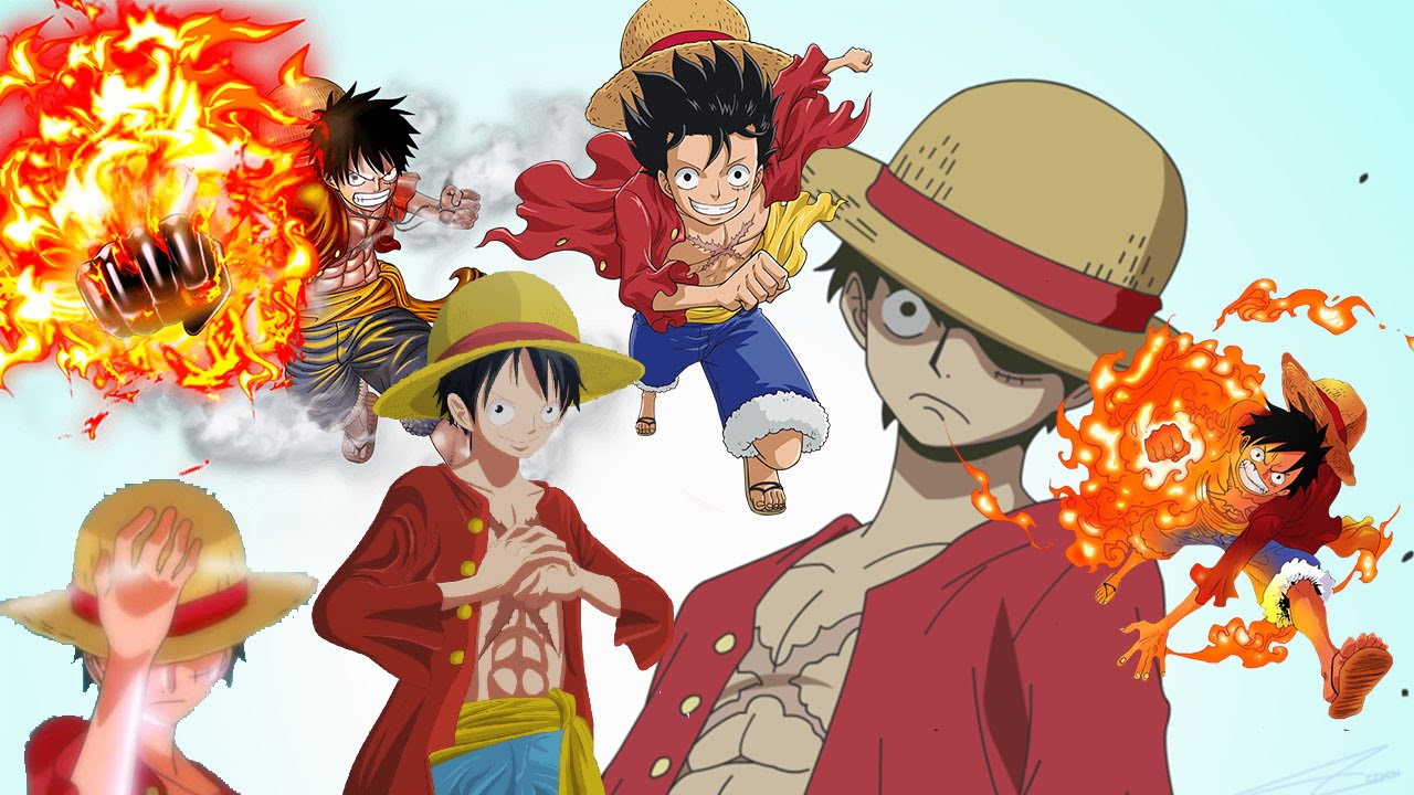 One Piece Characters Post Timeskip