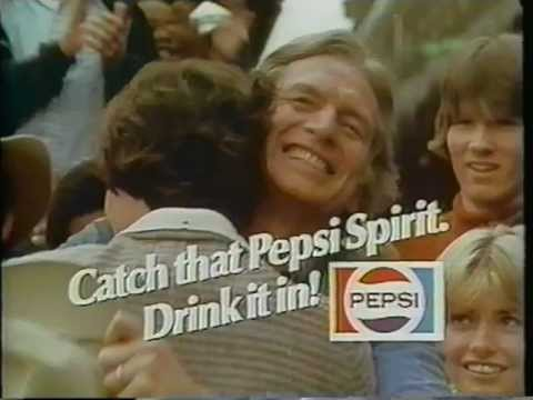 Black dress 70s 7 up commercials